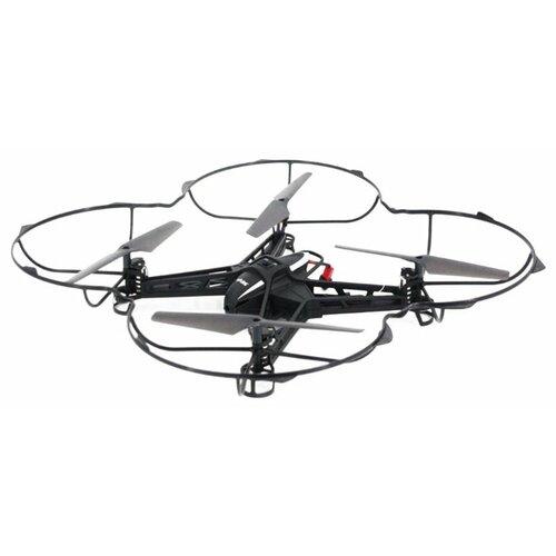 Квадрокоптер MJX X301H черный радиоуправляемый квадрокоптер mjx x301h fpv с барометром и hd камерой 5 mp 2 4g