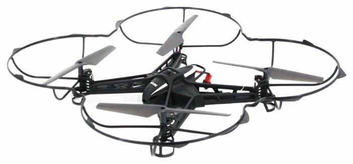 Квадрокоптер MJX X301H черный фото 1