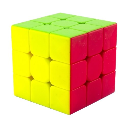 Головоломка QiYi MoFangGe 3x3x3 Warrior W color