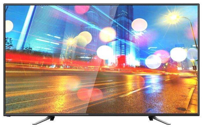 """Телевизор HARTENS HTV-50F01-T2C 50"""" (2018) — купить по выгодной цене на Яндекс.Маркете"""