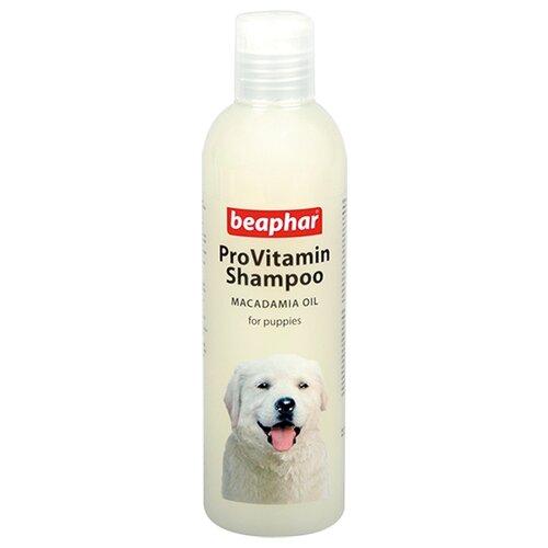Шампунь Beaphar ProVitamin Shampoo Macadamia Oil для щенков 250 мл gosh macadamia oil shampoo