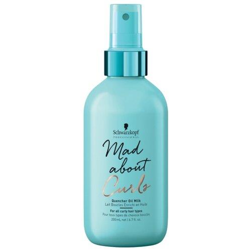 цена на Schwarzkopf Professional Mad About Curls Масляное молочко для тонких, нормальных и жестких волос, 200 мл