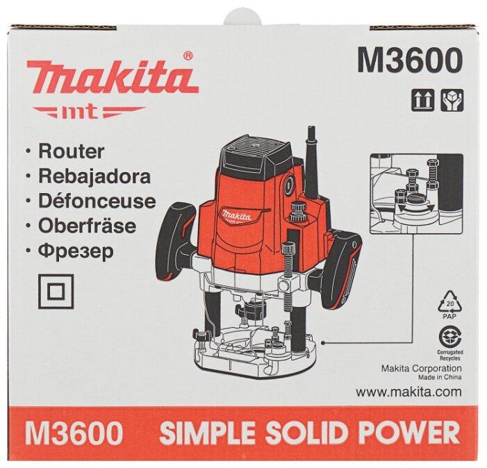 Фрезер Makita MT M3600