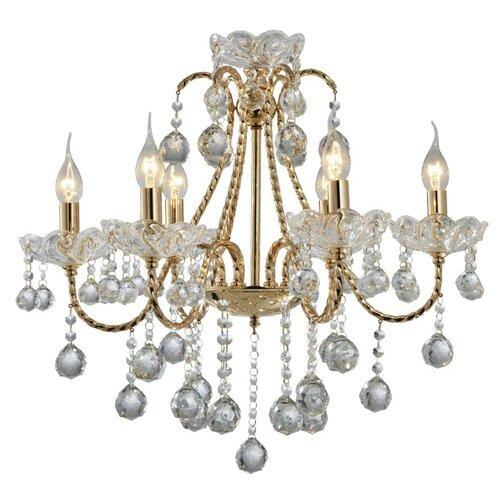 Люстра Power Light Cristal 1-015460, E14, 240 Вт