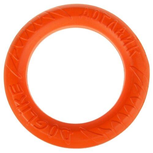 Кольцо для собак Doglike Кольцо 8-ми гранное большое (D-2611) оранжевый