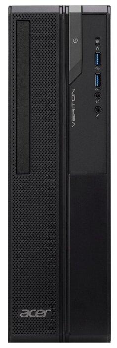 Настольный компьютер Acer Veriton EX2620G (DT.VRVER.008) Intel Celeron J4005/4 ГБ/500 ГБ HDD/Intel U