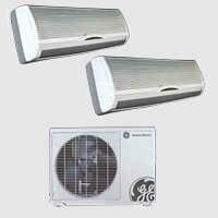 Настенная сплит-система General Electric AS4AH24DWF/ AS5AH24DWO