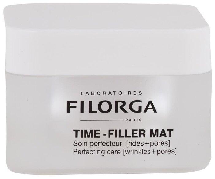 Filorga Time Filler Mat Дневной матирующий крем
