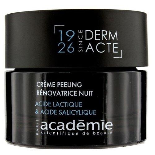 Academie Derm Acte Restorative Exfoliating Night Cream Ночной обновляющий крем-эксфолиант для лица, 50 мл