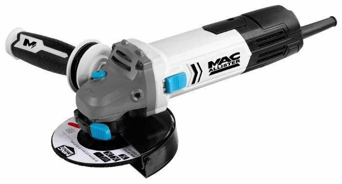 УШМ Mac Allister MEAG900, 900 Вт, 125 мм