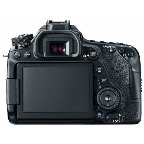 Фото - Фотоаппарат Canon EOS 80D Body фотоаппарат