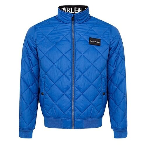Куртка CALVIN KLEIN IB0IB00161-410 размер 164, синий