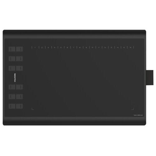 Графический планшет HUION H1060P черный