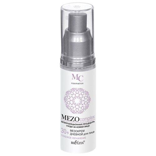 Bielita MEZOcomplex МезоКРЕМ дневной для лица глубокое увлажнение 30+, 50 мл недорого