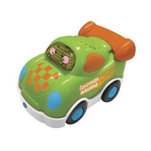 Машинка VTech Бип-Бип Toot-Toot Drivers (80-143826) зеленый машинка vtech бип бип toot toot drivers 80 180326 27 5 см голубой