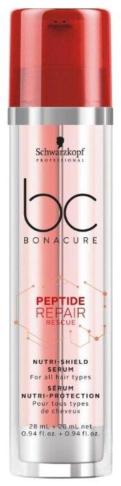 BC Bonacure Peptide Repair Rescue Сыворотка для поврежденных волос двухфазная
