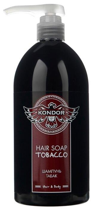 Kondor шампунь Hair&Body Табак