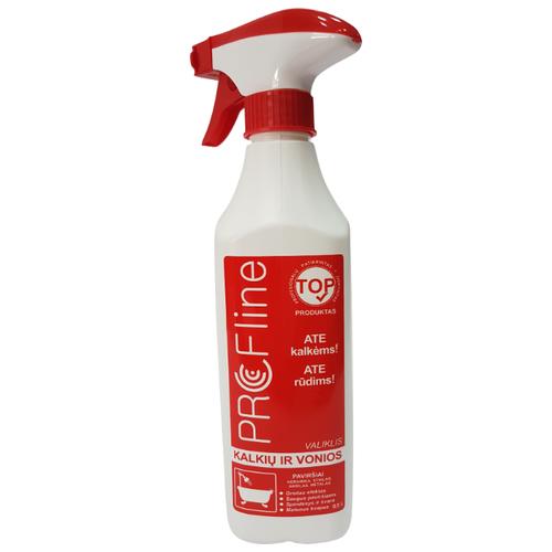 PROFline спрей Anti-calk & Bathroom Cleaner 0.5 лДля кафеля, сантехники и труб<br>