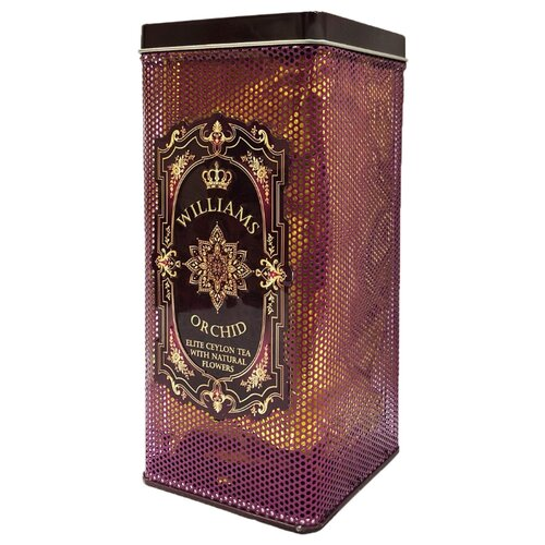 Чай черный Williams Orchid , 150 г чай зеленый williams heraldic