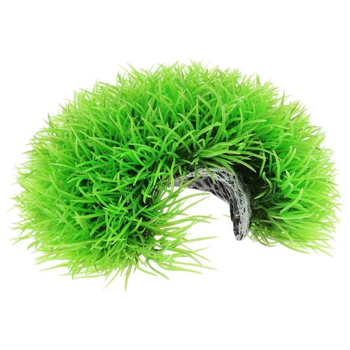 Грот BARBUS Мохматая норка 063 15x6.5x15 см зеленый