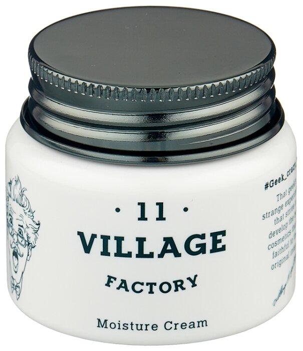 Village 11 Factory Moisture Cream Увлажняющий крем для лица