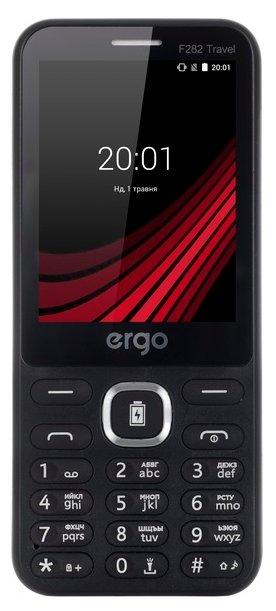 Ergo Телефон Ergo ERGO F282 Travel