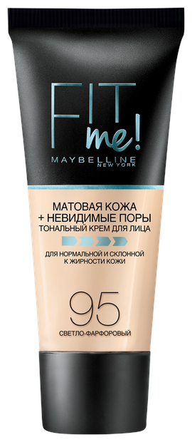Maybelline Тональный крем Fit Me 30 мл