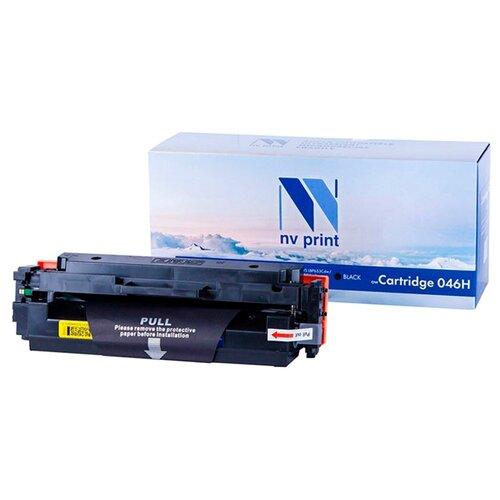 Фото - Картридж NV Print 046H Black для Canon, совместимый картридж nv print nv 054hm для canon совместимый