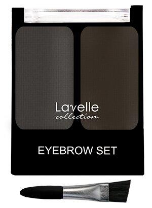 Lavelle Набор для бровей Eyebrow set