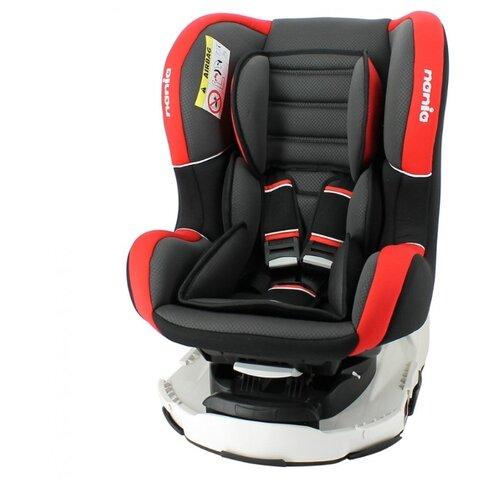 Автокресло группа 0/1 (до 18 кг) Nania Revo Premium, red автокресло nania beline sp fst skyline red