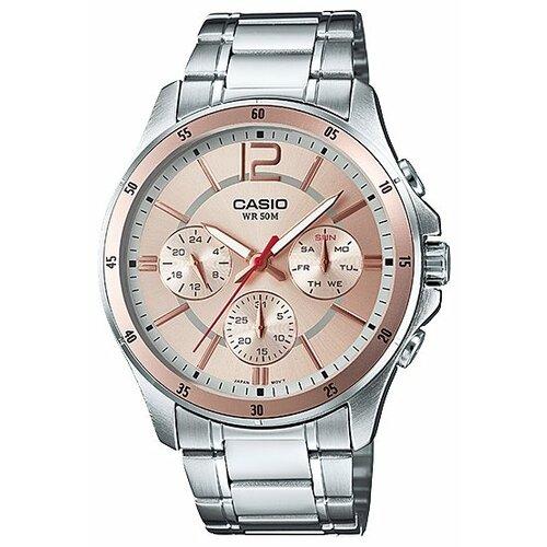 Фото - Наручные часы CASIO MTP-1374D-9A наручные часы casio mtp 1314pl 8a