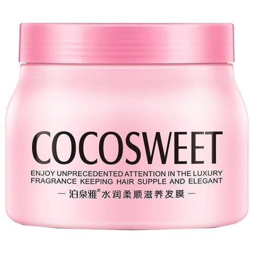 Фото - BioAqua Питательная маска для волос Cocosweet, 500 мл bioaqua питательная коллагеновая маска pigskin collagen с кислородом 100 г