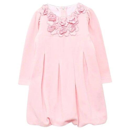 Платье Fleur de Vie размер 98, розовый