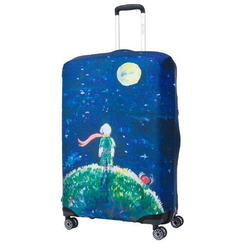 Фото - Чехол для чемодана METTLE Little Prince L, синий/ зеленый little prince