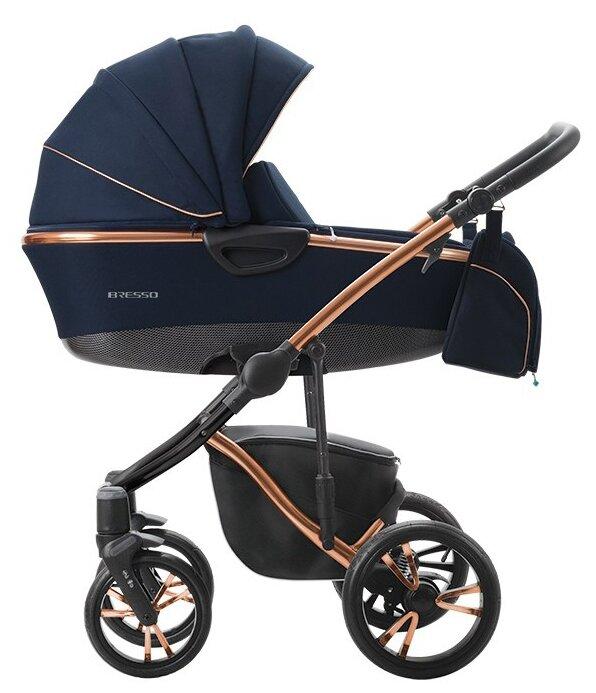 Универсальная коляска Bebetto Bresso Premium Class STELLA (3 в 1)