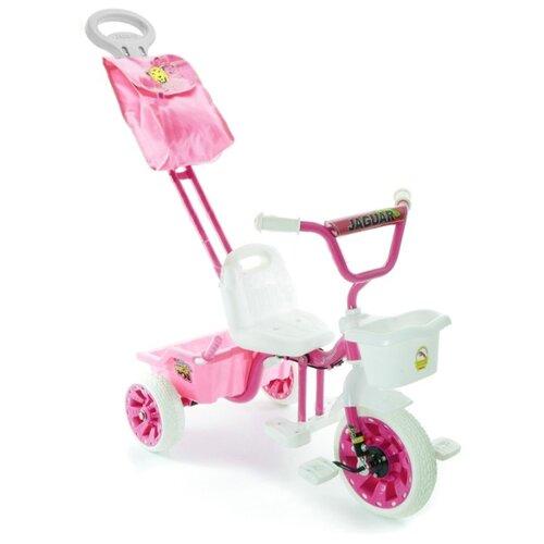 Трехколесный велосипед JAGUAR MS-0569 NEW розовый
