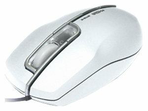 Мышь e-blue EMS048J00 White USB+PS/2