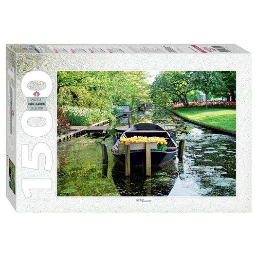 Купить Пазл Step puzzle Park&Garden Collection В весеннем парке (83062), 1500 дет., Пазлы