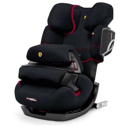 Автокресло группа 1/2/3 (9-36 кг) Cybex Pallas 2-Fix FE (for Scuderia Ferrari), Ferrari victory black автокресло группа 1 2 3 9 36 кг little car ally с перфорацией черный