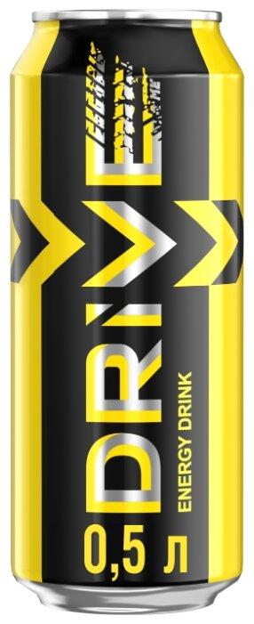 Энергетический напиток Drive Me яблоко-карамбола