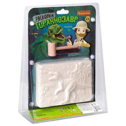 Купить Набор для раскопок BONDIBON Раскопки. Тираннозавр (ВВ3179), Наборы для исследований