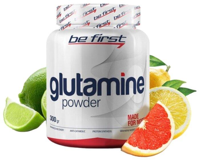 Аминокислота Be First Glutamine Powder (300 г)