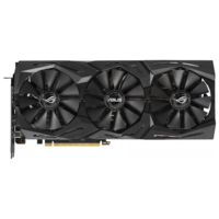 Видеокарта ASUS GeForce RTX 2070 1410MHz PCI-E 3.0 8192MB 14000MHz 256 bit 2xHDMI HDCP Strix Advanced Gaming