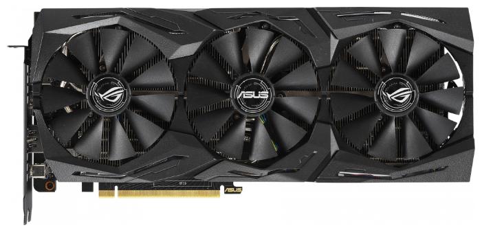 Видеокарта ASUS GeForce RTX 2070 1410MHz PCI-E 3.0 8192MB 14000MHz 256 bit 2xHDMI HDCP Strix Advanced Gaming