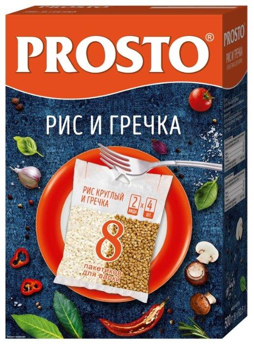 PROSTO Смесь круп Рис и гречка 500 г
