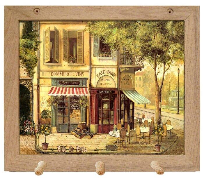 Вешалка Gift'n'Home для полотенец Парижские кафе