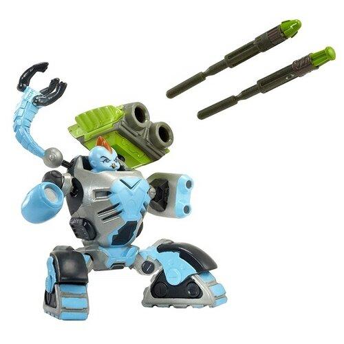 Игровой набор MGA Entertainment Ready2Robot 553915 mga игровой набор mga entertainment ready2robot капсула и минибот набор 3