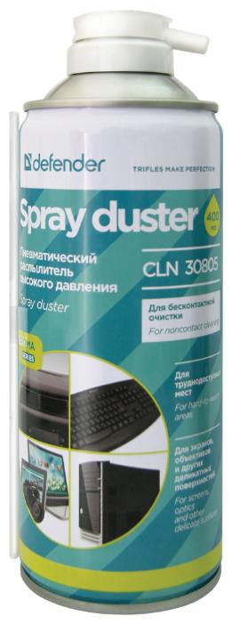 Пневматический распылитель высокого давления (сжатый воздух) - 400мл, Defender CLN30805