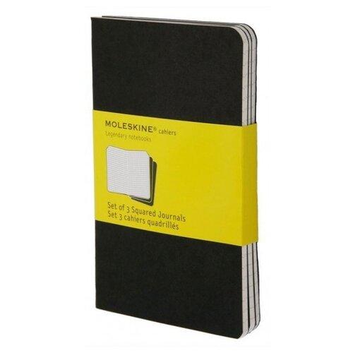Комплект блокнотов 3 шт. Moleskine Набор 3 блокнота Cahier Journal Large 130x210, 40 листов 394741(QP317)
