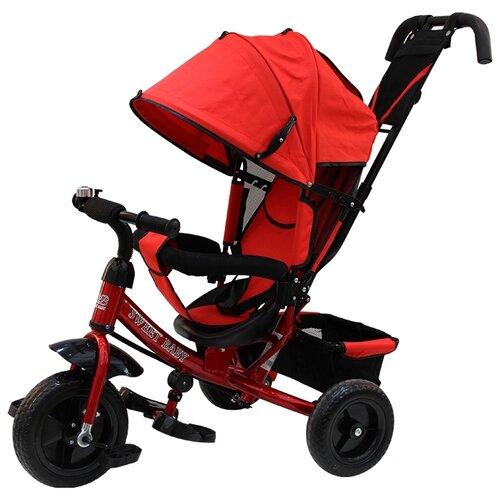 Купить Трехколесный велосипед SWEET BABY Mega Lexus Trike (8/10, EVA) red, Трехколесные велосипеды